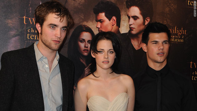 "The ""Twilight"" series snapped up six People's Choice Awards nominations."