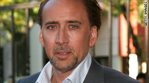"Nicolas Cage has filed suit against his business manager, saying he was led ""down a path toward financial ruin."""