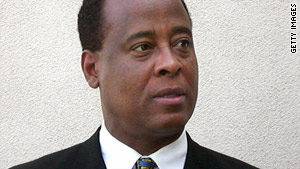 Dr. Conrad Murray, the physician at the center of singer Michael Jackson's death inquiry, is back to work in Texas.