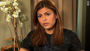 Eva Mendes says she stopped eating beef, chicken and pork two years ago, but she still consumes some animal products.