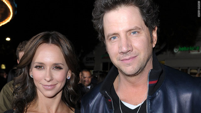 It was rumored that Jamie Kennedy was stepping out on Jennifer Love Hewitt in October, but in November they still looked happy.