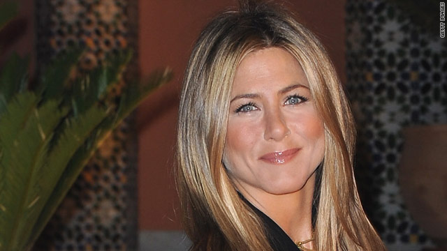 Jennifer Aniston was all smiles during a recent trip to Marrakesh, Morocco.