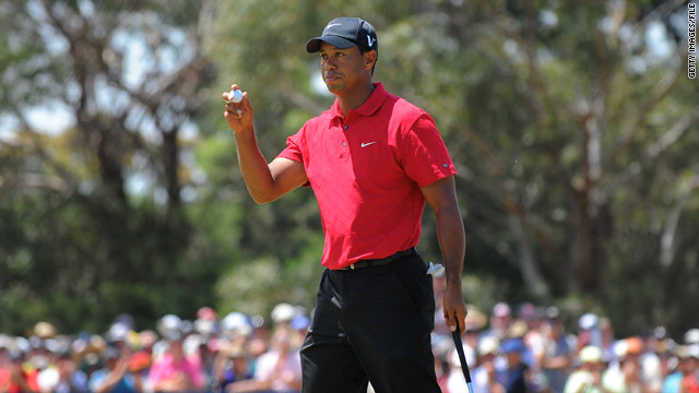 Tiger Woods is used to facing challenges on the golf course, but now he is navigating a public relations minefield.