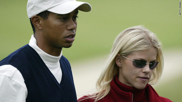 Elin Nordegren has been married to pro golfer Tiger Woods for five years.