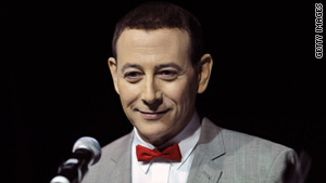 Paul Reubens is reprising his Pee-Wee Herman character for a live stage show in Los Angeles, California.