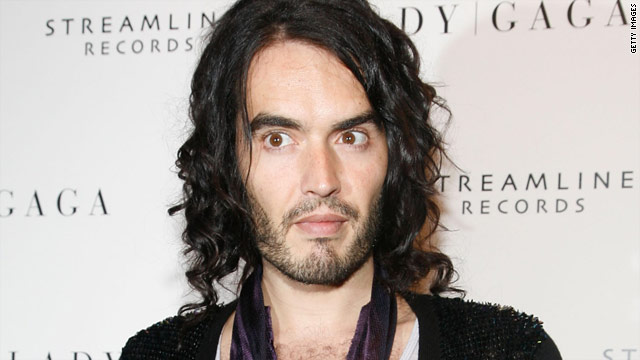 Russell Brand's playboy days may soon be traded for fatherhood.