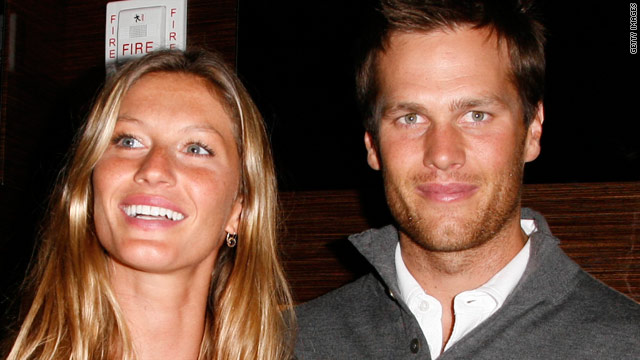 Gisele Bundchen and Tom Brady's new baby is the first for the recently married couple.