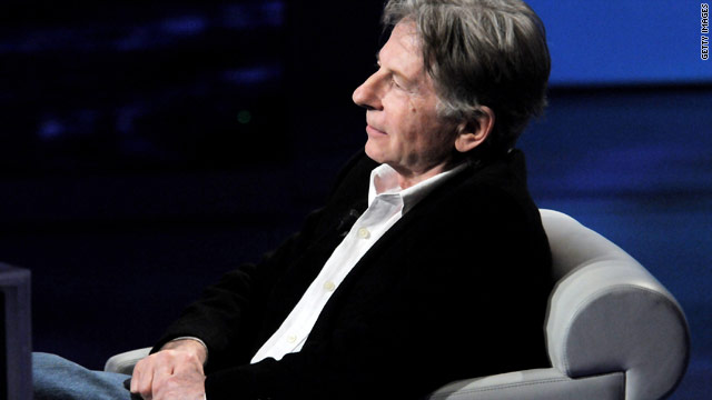 Famed director Roman Polanski is under house arrest at his chalet in Gstaad, Switzerland.