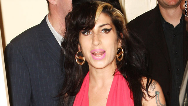 Amy Winehouse could be in trouble again after an alleged scuffle at a theater on Saturday.