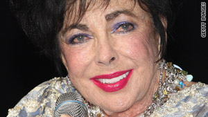 """I truly believe this film should be nominated in every category conceivable,"" Elizabeth Taylor, 77, tweeted Monday."