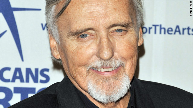 Dennis Hopper has been diagnosed with prostate cancer, his manager Sam Maydew, confirmed Friday.