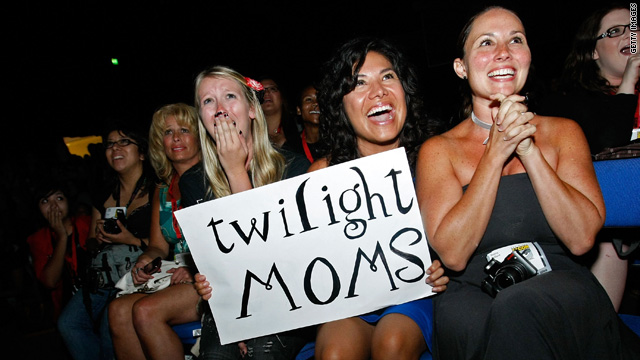 The cast of &quot;Twilight&quot; has the same effect on adults and tweens alike.