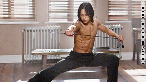 From Asian pop star to 'Ninja Assassin'