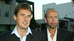 "Tim Bevan and Eric Fellner are responsible for some of Britain's most successful films, including ""Notting Hill."""