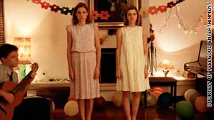 "The siblings in ""Dogtooth"" are confined to an isolated country estate, without any infuence from the outside world."