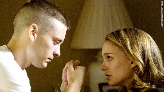 Natalie Portman and Tobey Maguire's love triangle is too dramatic for its own good.