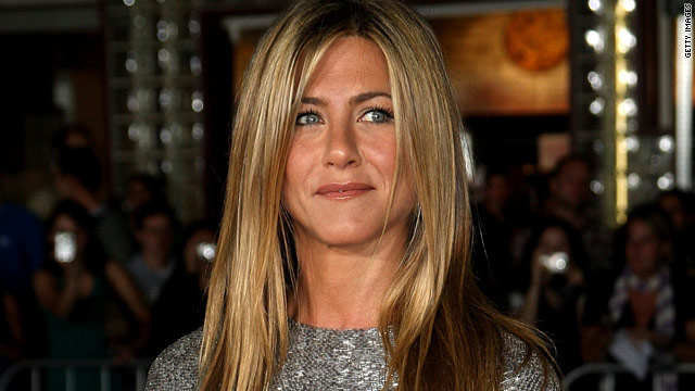 Jennifer Aniston is getting into the holiday spirit early with a party for 100 friends.