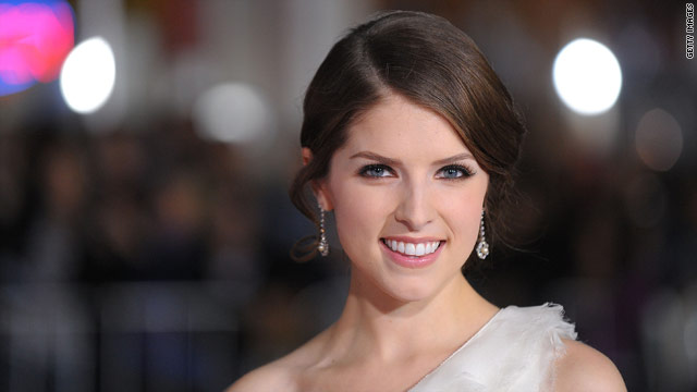 "Anna Kendrick was nominated for a Tony for her role as Dinah in the Broadway musical ""High Society."""