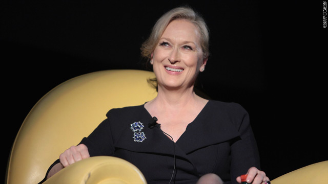 Romantic comedic lead is a role that Meryl Streep, 60, has grown into after years of playing dramatic roles.
