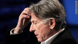 Roman Polanski was arrested in Switzerland on a U.S. arrest warrant stemming from a 1977 sex case.