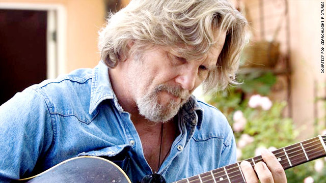 "Jeff Bridges stars as country singer Bad Blake in ""Crazy Heart."""