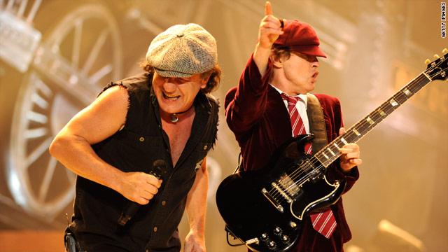 "AC/DC's new boxed set, ""Backtracks,"" highlights a number of rare and live tracks."