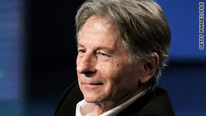 Director Roman Polanski is under house arrest in Switzerland pending extradition to the United States.