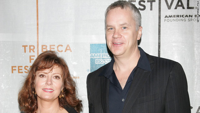 Susan Sarandon and Tim Robbins shared a passion for activism and politics.