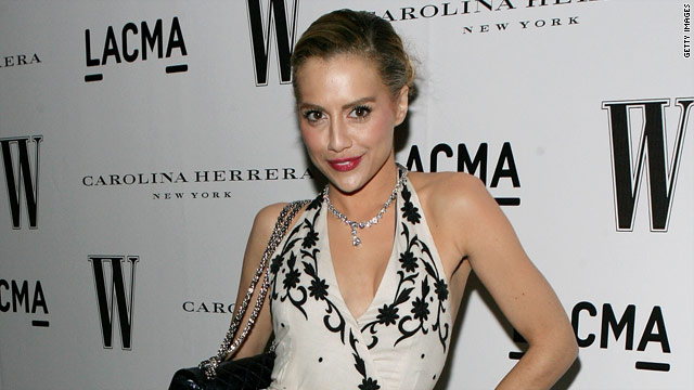 Actress Brittany Murphy, 32, died Sunday of natural causes, and there was no sign of foul play or trauma, authorities say.