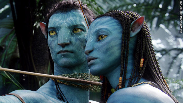 "James Cameron's ""Avatar"" continues to lead the box office through a busy Christmas season."