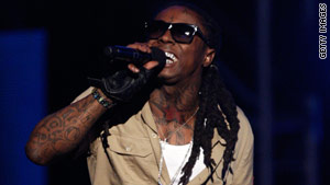 Lil Wayne is expected to receive a one-year jail sentence for his guilty plea.