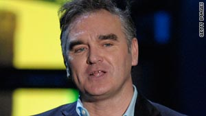 Morrissey was discharged from the hospital Sunday, according to his Web site.