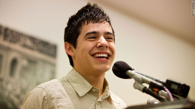 David Archuleta says he strived to produce a reverent album of Christmas music.