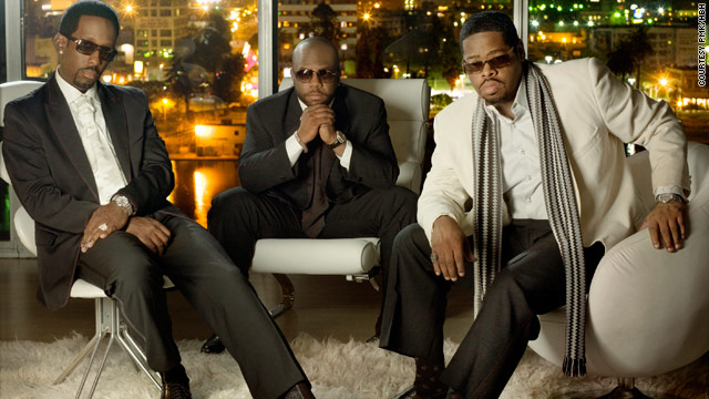 "Boyz II Men is back with a new album of cover tunes, their second with ""American Idol"" judge Randy Jackson as producer."