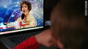"Susan Boyle was catapulted to fame by the reality TV show ""Britain's Got Talent."""