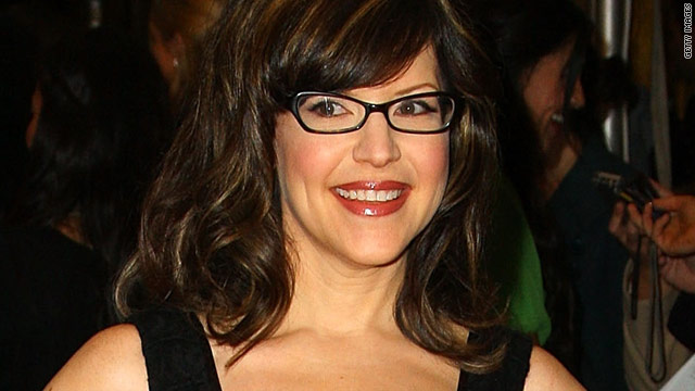 Lisa Loeb is a first-time mom at the age of 41.