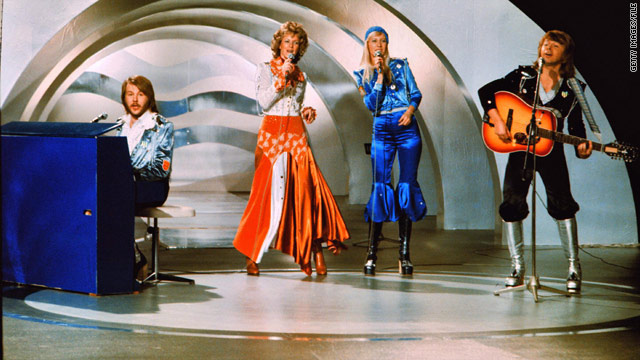 The group ABBA has made the cut to be inducted into the Rock and Roll Hall of Fame.