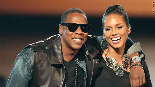 "Jay-Z and Alicia Keys' ""Empire State of Mind"" remains in the top 10 of the Billboard charts."
