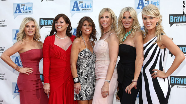 The original 39 housewives 39 return for Real houswives of orange county