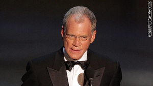 """Late Show"" host David Letterman said he was the victim of an extortion plot."