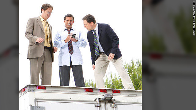 "Dunder Mifflin has some real-life problems on ""The Office"" this season."