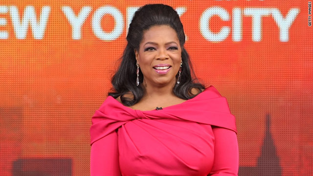 Oprah Winfrey has been a daytime talk show mainstay since 1986.