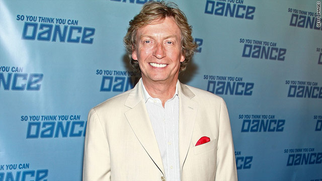 nigel lythgoe young. Nigel Lythgoe recently founded