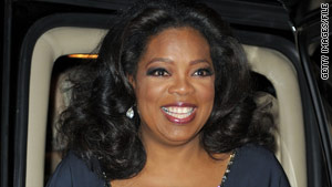 "ABC will air Oprah Winfrey's ""Christmas at the White Housel"" on December 13, her Web site says."