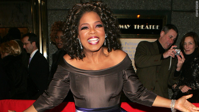 "Oprah Winfrey's ""Favorite Things"" was a favorite of fans and retailers alike."