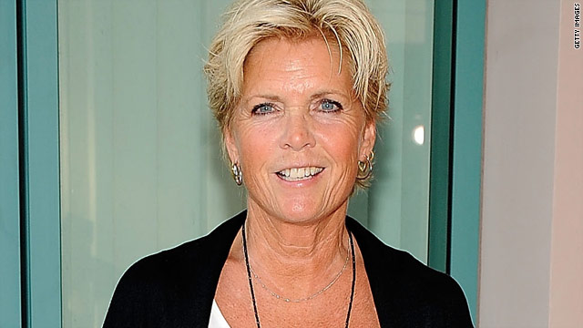 Meredith Baxter has admitted she's a lesbian.