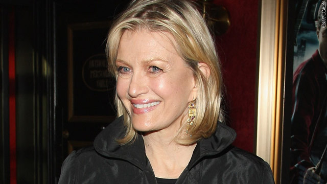 "Diane Sawyer's final hour on ""Good Morning America"" was filled with memories, laughter and a few tears."