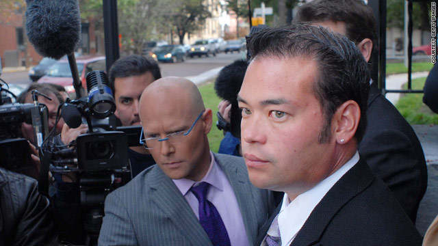 TLC took action against reality TV dad Jon Gosselin who has been ordered to stop making appearances.
