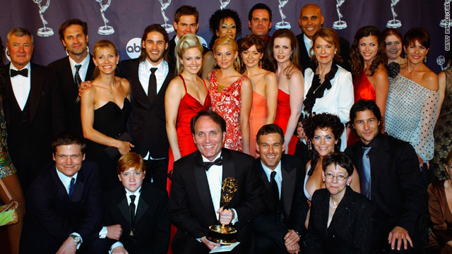 """The long-running soap opera """"As the World Turns"""" has been canceled by CBS."""
