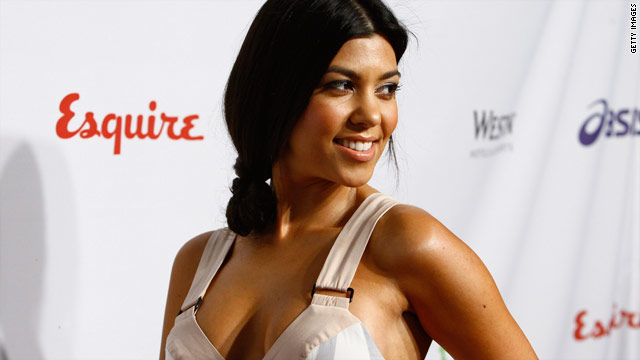 "Kourtney Kardashian appears on reality TV shows ""Keeping Up With the Kardashians"" and ""Kourtney and Khloe Take Miami."""
